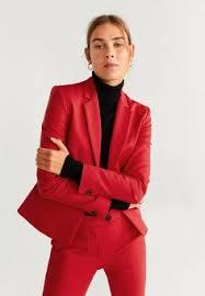 Женские <b>пиджаки</b> и костюмы Mango — купить в интернет ...