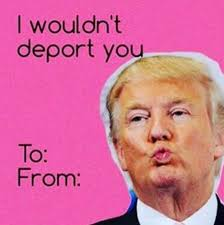 Valentine's Day Card Memes Of Donald Trump Are Hilarious | Observer