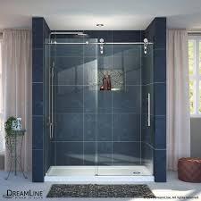 frameless sliding shower doors. Wonderful Doors EnigmaZ 60 Inside Frameless Sliding Shower Doors B