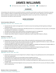 Data Entry Resume Sample Resumelift Com