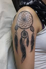 Dream Catcher Tattoo On Shoulder Dreamcatcher Tattoos On Shoulder Dream Catcher Tattoo Designs 2