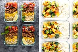 Weekly Lunch Prep 38 Easy Lunch Meal Prep Ideas