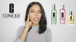 REVIEW: <b>CLINIQUE 3</b>-<b>Step</b> System (combination/oily skin) - YouTube