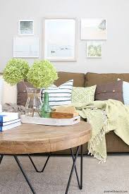 Shop the top 25 most popular 1 at the best prices! The Costal Rustic Living Room Reveal Green With Decor