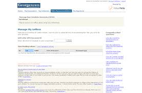 interfolio upload letter of recommendation how can i view a letter i have uploaded the interfolio blog