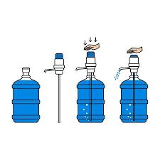 Pompa Manuala De Apa Pentru Bidoane Mari Gr 342