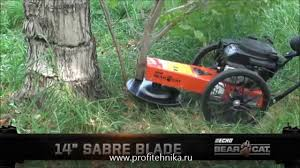 <b>Колесный триммер ECHO</b> BearCat WT190 - YouTube