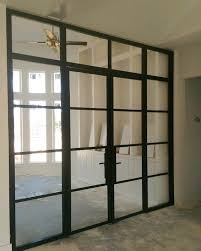steel framed entry doors