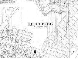 leechburg armstrong county pennsylvania, township maps on pa printable map