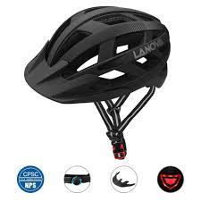 Usb Helmet Light Lanova Bicycle Helmet Men And Women Cycling Helmet Led