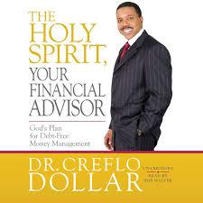 the holy spirit your financial advisor audiobook by extended audio sample the holy spirit your financial advisor gods plan for debt money management