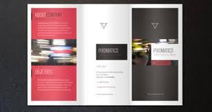 Free Brochure Layouts 93 Premium And Free Psd Tri Fold Bi Fold Brochures