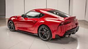 2020 Toyota Supra Pricing Is Here But Is It The Bargain We