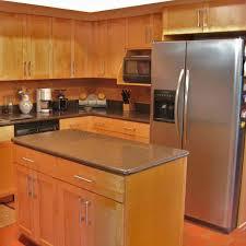 Maple Kitchen Cabinets And White Trim Edina