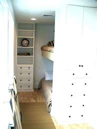 bed closet and office in one loft bed with walk in closet bed closet and office