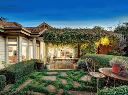 Small Picture of a cottage garden design from a real Australian home Gardens