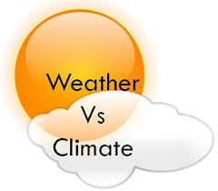 Differences Between Weather And Climate Venn Diagram Difference Between Weather And Climate With Comparison Chart Key