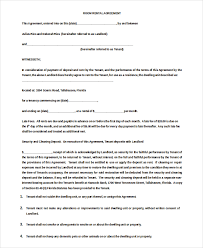 Sample Home Rental Agreement home rental agreement - icmfortaleza.tk