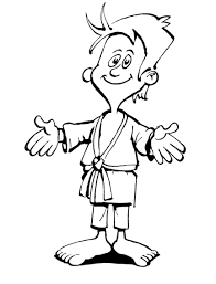8-karate-coloring-pages
