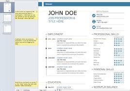 Resume Modern Resume Samples