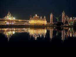 amritsar golden temple diwali hd