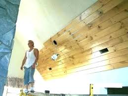 tongue thin wood planks and groove ceiling home depot panel beaded board siding