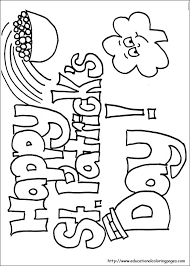 Coloring Pages St Patricks Day St Day Coloring Educational Fun Kids ...