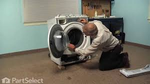 kenmore he2 plus. washing machine repair \u2013 replacing the door bellow (whirlpool part for kenmore he2 plus washer parts diagram