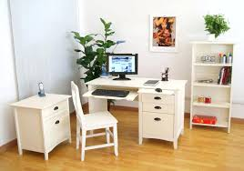 hideaway home office. White Home Office Desk Hampton Painted Furniture Hidden Computer Hideaway  Luxor Gloss Workstation With Drawer Hutch