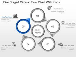 99197924 Style Circular Loop 5 Piece Powerpoint Presentation