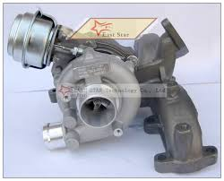 GT1749V 713673 5006S 713673 Turbo Turbocharger For AUDI A3 Galaxy ...