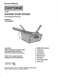 Stanley Garage Door Opener Troubleshooting Choice Image - Free ...