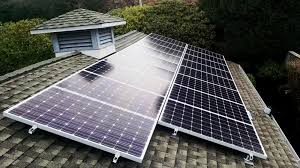 image of diy solar panel roof shingles