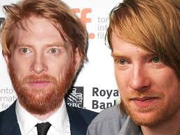 Domhnall gleeson interview michael fassbender interview the head domhnall. Star Wars Actor Domhnall Gleeson Involved In Car Smash During Live Interview Mirror Online