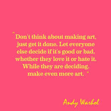 Andy Warhol Quotes Amazing Random Andy Warhol Quotes Aiyoume