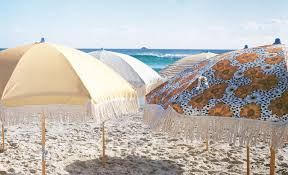 metre giant umbrella: eight great beach umbrellas for your shady summer set up concrete playground sydney