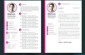 interactive resume templates free download template previous image next  cover letter cool . interactive pdf resume examples ...