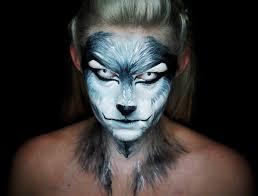 makeup tutorial wolf makeup