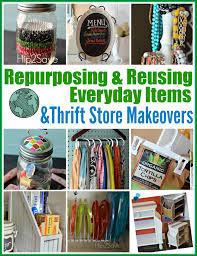 Repurposing Repurposing And Reusing Everyday Items Hip2save