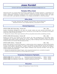 Fantastic Courtesy Clerk Resume Images Entry Level Resume