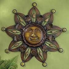 sun wall art bits and pieces uk