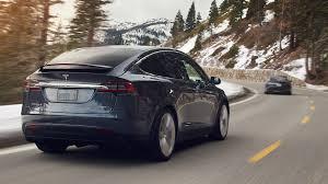 Tesla Model X (2017) review by CAR Magazine