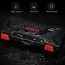 Hộp đựng thẻ nhớ XQD/CF/TF/MSD/SD/Micro SIM/NANO LYNCA KH 15 chống thấm  nước