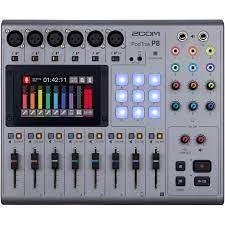 Zoom PodTrak P8 Podcast Mixer kaufen?