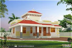 Small Picture 1195 square feet beautiful small house Kerala home design and
