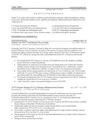 Resume Template Awesome Executive Samples Prime It Free Of Mba