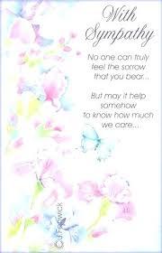 Condolence Template Adorable Pet Sympathy Cards Wording 48 Condolences To Print Free Printable