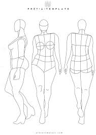 Costume Drawing Template Drawn Templates Costume Drawing Free Clipart On Dumielauxepices Net