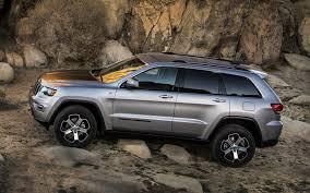 Comparison - Buick Envision 2017 - vs - Jeep Grand Cherokee ...