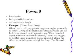 power writing ppt video online  2 power